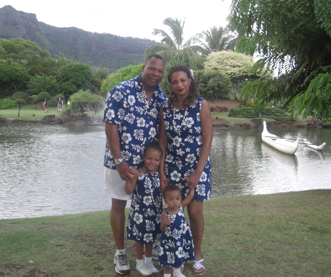 Hawaiian Clothing - Women's Hawaiian Dress, Girls' Hawaiian Bungee Dress, Men's Hawaiian Shirt