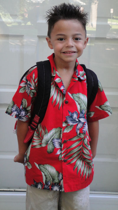 Hawaiian Clothing - Boy's Hawaiian Shirt, Men's Hawaiian Clothing